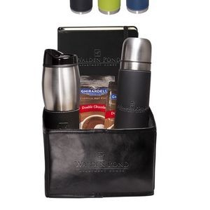 Tuscany™ Thermal Bottle, Tumbler & Journal Ghirardelli® Gift Set